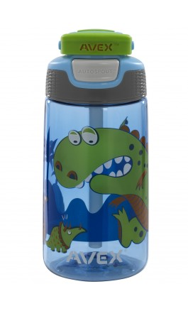 Freestyle AUTOSPOUT® Straw Kids Water Bottle