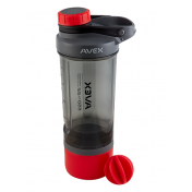 MixFit Elite+ Shaker Bottle with Storage