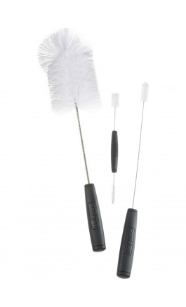 Water Bottle & Travel Mug Cleaning Brushes | Set of 3