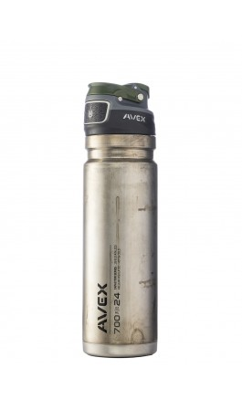 FreeFlow AUTOSEAL® Stainless Water Bottle