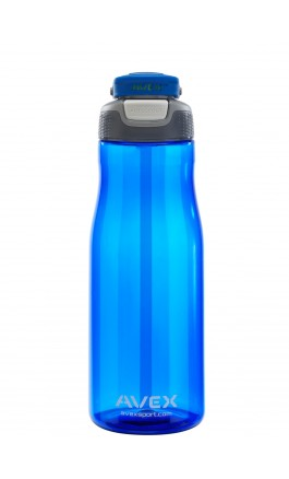 Charcoal Wells Water Bottle