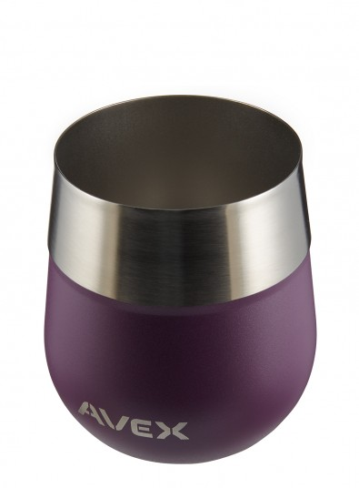 Avex 174 Avex Claret Insulated Wine Glass Contigo 174